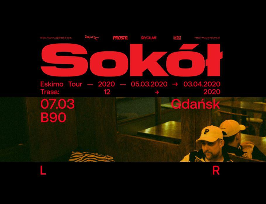Sokół - Eskimo Tour - Gdańsk