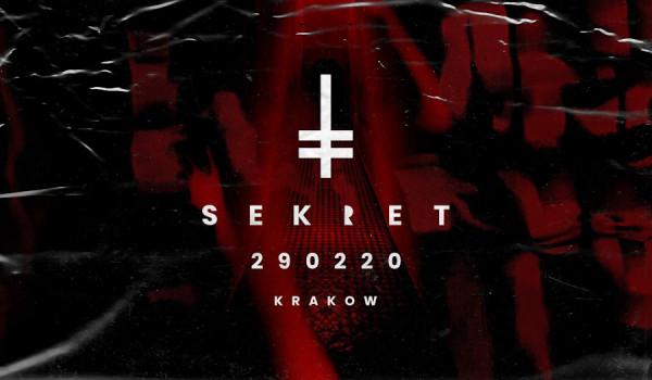 Going. | Sekret x HEX: Rebekah, PØLI, Lorenzo Raganzini - Zet Pe Te