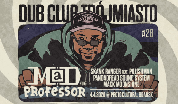 Going. | Mad Professor live! Dub Club Trójmiasto #28 - Protokultura Klub Sztuki Alternatywnej