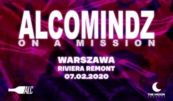 Going. | ALCOMINDZ w Warszawie! ON A MISSION | Remont - Riviera Remont