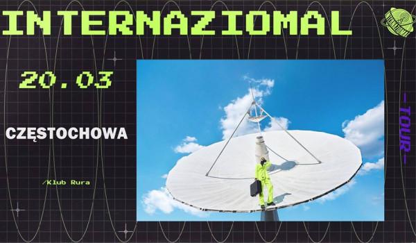 Going. | Żabson / Internaziomal Tour / Częstochowa / Klub Rura - Klub Rura
