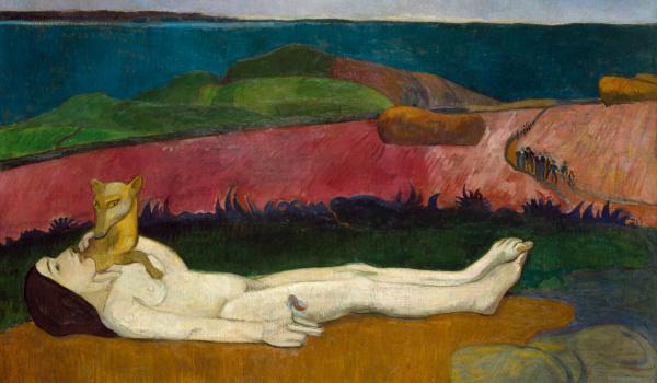 Going. | Gauguin na Tahiti. Raj utracony | ART BEATS - Kino Muranów