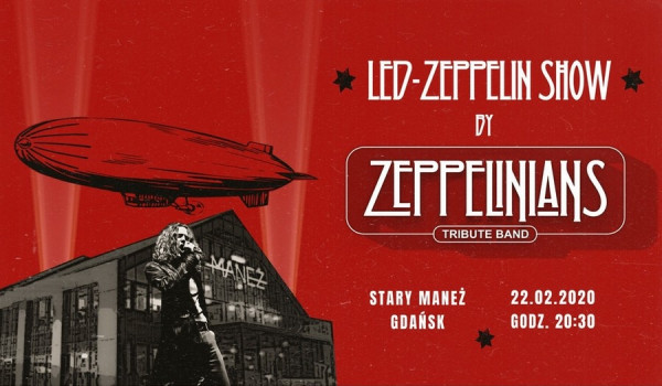 Going. | Led Zeppelin Show by Zeppelinians - Stary Maneż