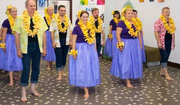 Going. | Hawajski taniec hula - Nasza Cafe