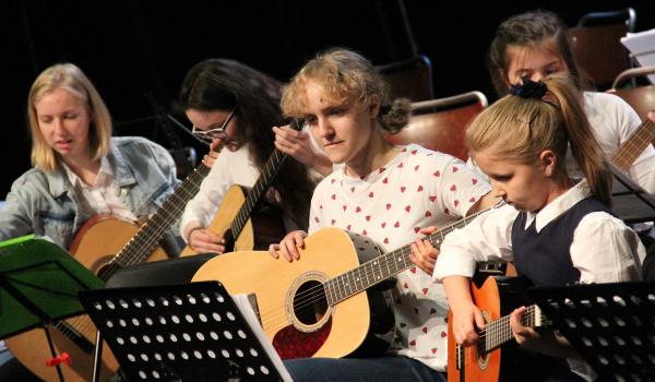 Going. | Gitarowe zajęcia zespołowe - Staromiejskie Centrum Kultury Młodzieży