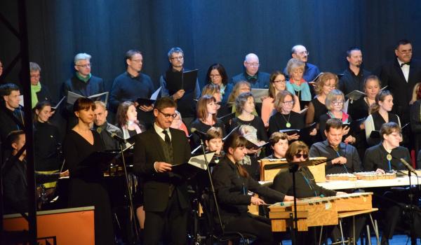 Going. | Orkiestra perkusyjna Gamelan - Koncert kolęd i pastorałek - 13 muz