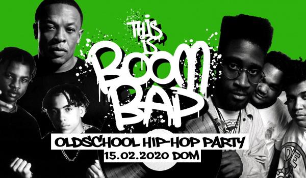 Going. | This is Boom Bap vol.7 - Oldschool Hip Hop Party - DOM Łódź