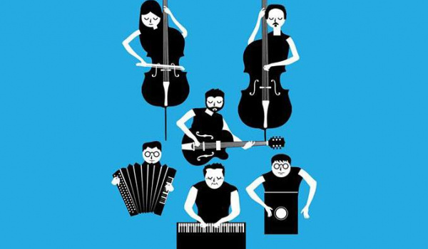 Going. | Freygish Orchestra | koncert muzyki klezmerskiej i pieśni jidysz - Centrum Kultury Dwór Artusa
