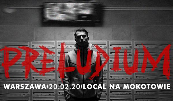 Going. | Teabe: Preludium - koncert premierowy | Warszawa [Zmiana Daty i Miejsca] - LOCAL na  Mokotowie