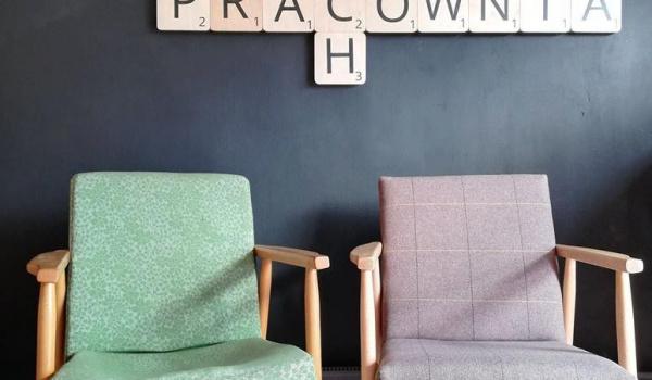 Going. | Kurs tapicerowania foteli - Pracownia CECH