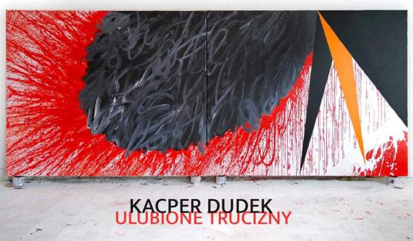 Going. | Kacper Dudek. Ulubione trucizny - Centrum Praskie Koneser