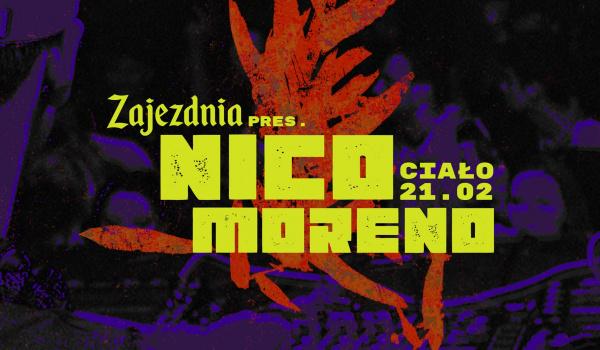 Going.   Zajezdnia pres. Nico Moreno - Ciało