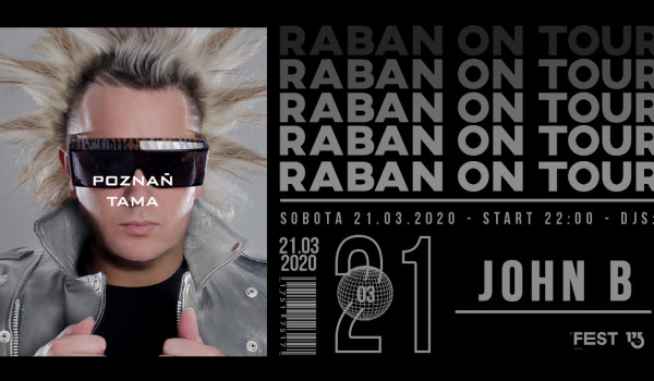 Going. | Raban On Tour: John B w Poznaniu! - Tama