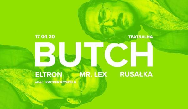 Going. | BUTCH (DE) | Kraków - Kawiarnia Teatralna