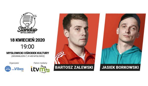 Going. | Stand-up Mysłowice (Zalewski x Borkowski) +Przemek Grajny +Piotr Przytuła [ODWOŁANE] - Mysłowicki Ośrodek Kultury - Galeria M2