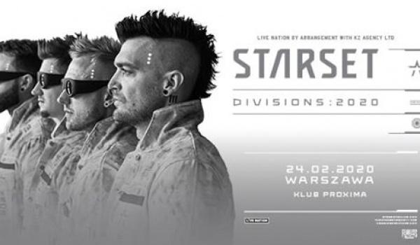 Going.   Starset   Warszawa - Proxima