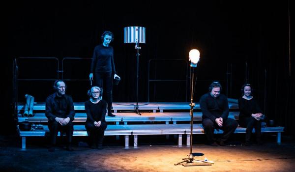 Going. | Halo Kosmos! - Teatr Animacji w Poznaniu