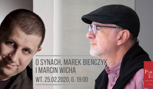 Going. | O synach, Marek Bieńczyk i Marcin Wicha w Pardon, To Tu - Pardon, To Tu