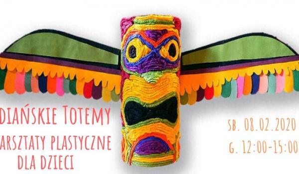 Going. | Indiańskie Totemy - warsztaty dla dzieci - Pardon, To Tu