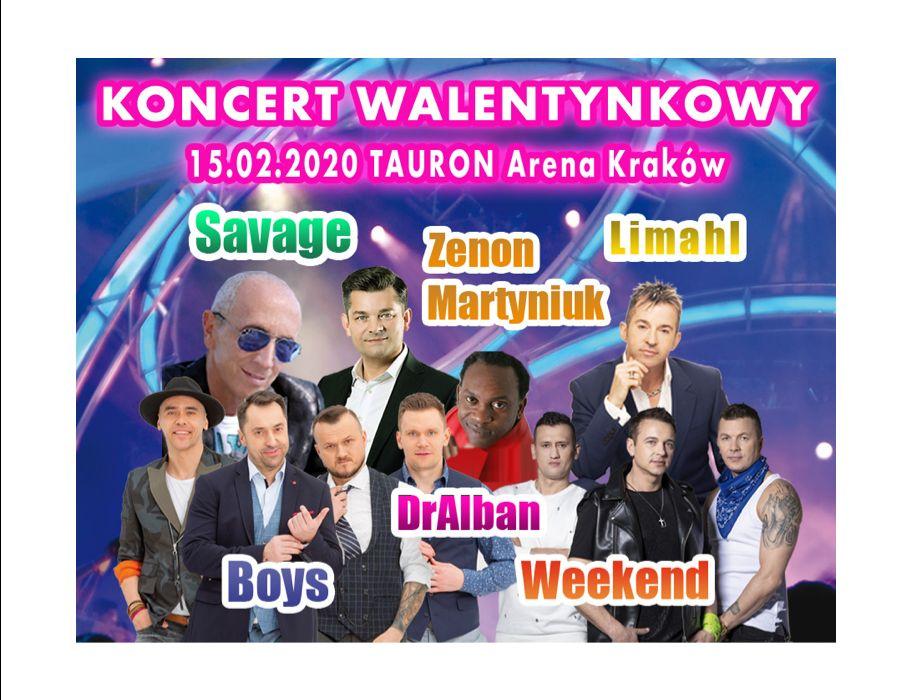 Królowie Disco: Zenon Martyniuk, Savage, Boys, Dr. Alban, Weekend i Limahl