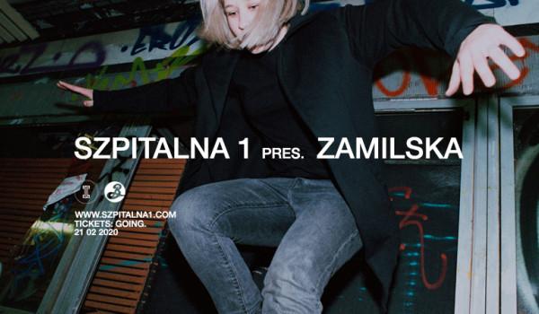 Going. | Szpitalna 1 pres. Zamilska - Szpitalna 1