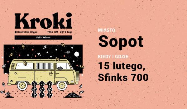 Going. | Kroki | Sopot [ZMIANA DATY] - Sfinks700