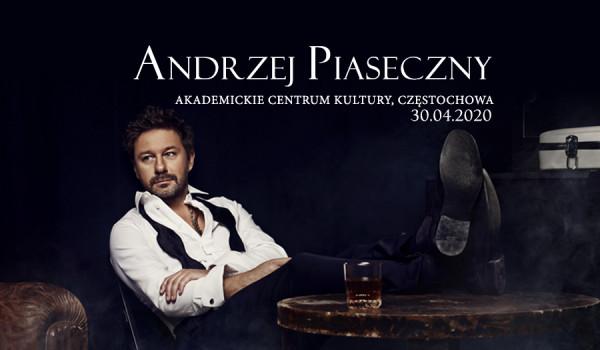 Going. | Andrzej Piaseczny w Częstochowie! - ACK Klub Politechnik