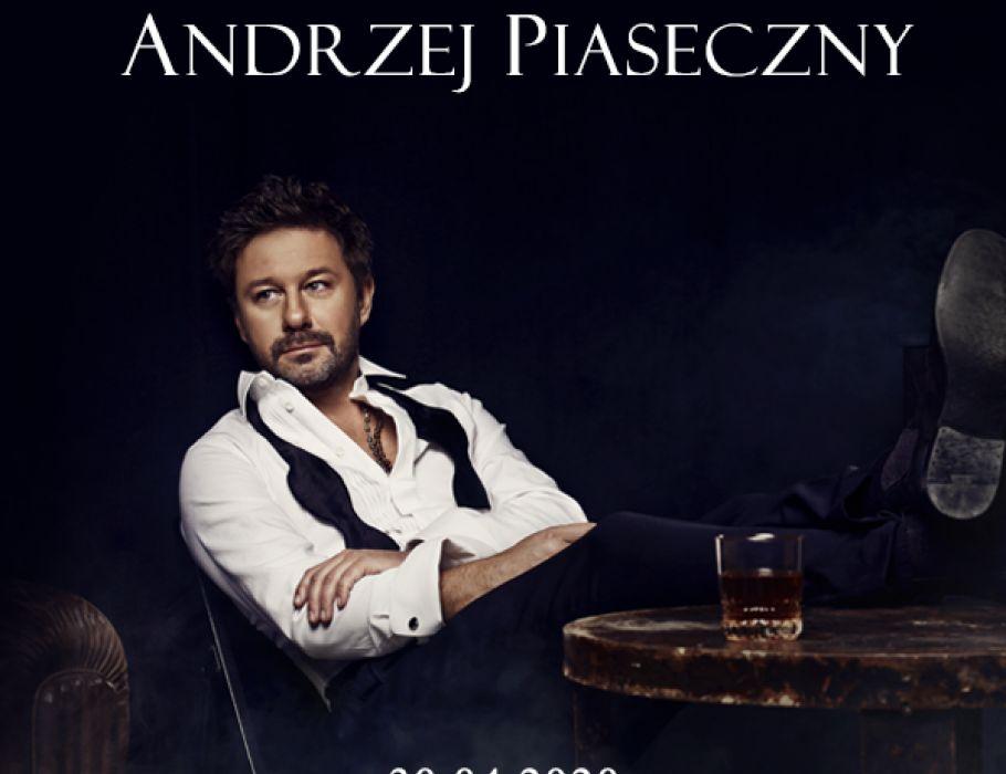 Andrzej Piaseczny w Częstochowie! [ZMIANA DATY]