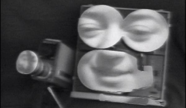 Going. | Wideotaśmy. Wczesna sztuka wideo (1965-1976) - Zachęta Narodowa Galeria Sztuki