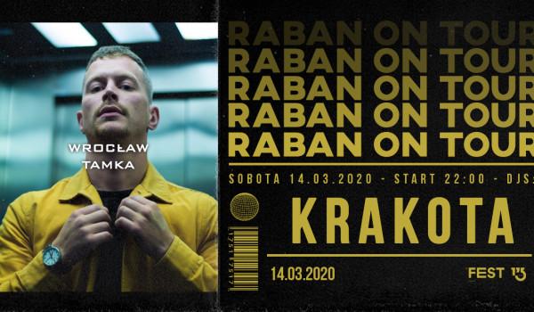 Going. | Raban On Tour: Krakota (Hospital Records) we Wrocławiu! - Wyspa Tamka