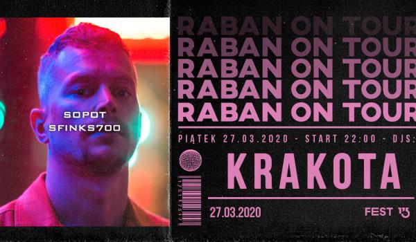 Going. | Raban On Tour: Krakota (Hospital Records) w Sopocie! [ODWOŁANE] - Sfinks700