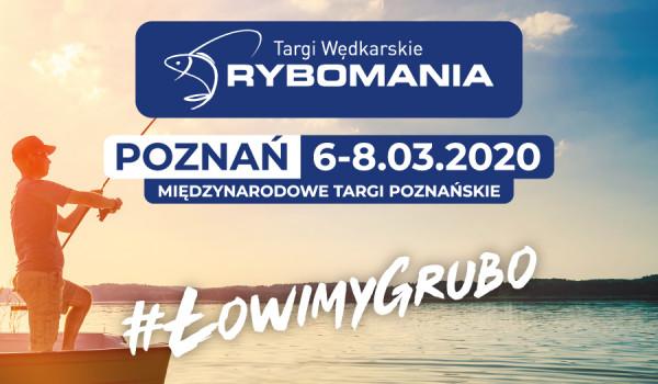 Going. | Rybomania Poznań 2020 - Międzynarodowe Targi Poznańskie