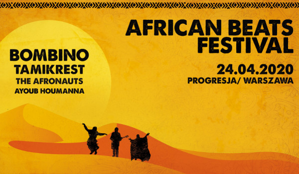 Going. | African Beats Festival - Progresja