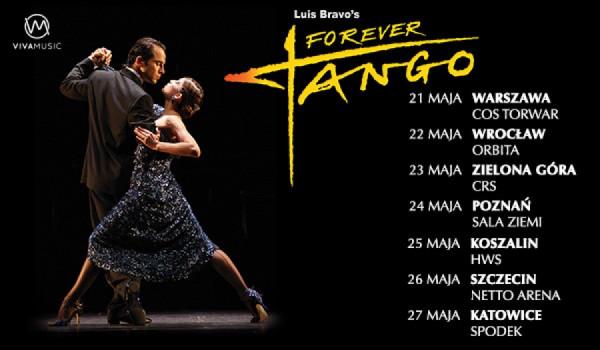 Going. | Forever Tango [ZMIANA DATY i MIEJSCA] - Dom Muzyki i Tańca w Zabrzu