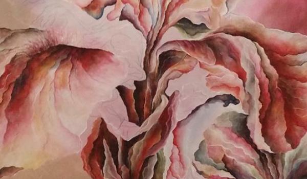 Going. | Światy widzialne - wystawa Igora Jop i Vanessy Eslain - Nowa Zatoka