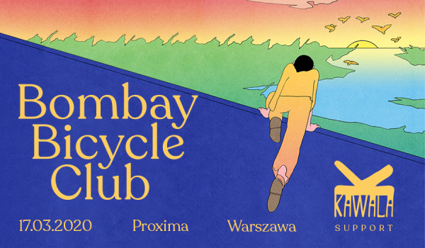 Going. | Bombay Bicycle Club [ODWOŁANE] - Proxima