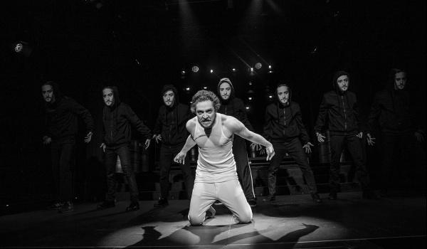 Going. | Hamlet X 4 - Teatr Studyjny w Łodzi - Duża Scena