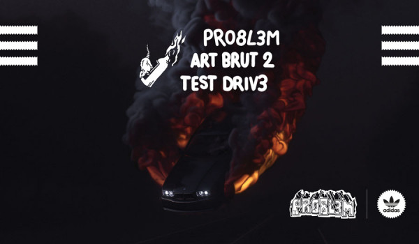Going. | PRO8L3M: TEST DRIV3 - Global Expo