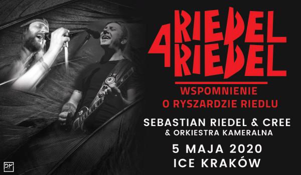 Going. | RIEDEL4RIEDEL [ZMIANA DATY] - ICE Kraków