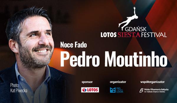 Going. | Gdańsk LOTOS Siesta Festival Pedro Moutinho: Noce Fado [ZMIANA DATY] - Sala Kameralna Filharmonii Bałtyckiej w Gdańsku