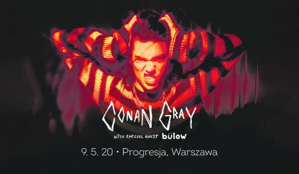 Going. | Conan Gray [ODWOŁANE] - Progresja