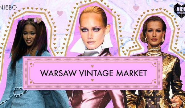 Going.   Warsaw Vintage Market - Niebo