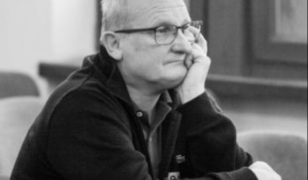 Going.   Spotkanie z Waldemarem Bawołkiem / Pomarli - Pardon, To Tu