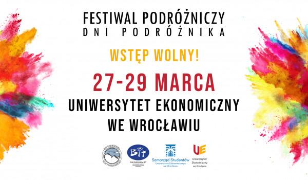 Going. | Festiwal Dni Podróżnika [odwołane] - Uniwersytet Ekonomiczny - Centrum Kształcenia Ustawicznego