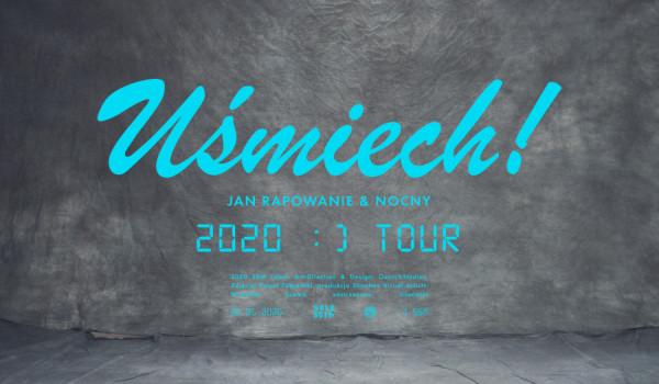 Going. | Jan-Rapowanie / Uśmiech / Kraków - Klub Kwadrat