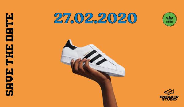 Going. | Team up with Superstar adidas x sneakerstudio - Forum Wydarzeń