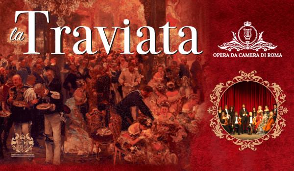 Going. | La Traviata [ZMIANA DATY]] - Sala Prowincjalska przy Kościele św. Jacka