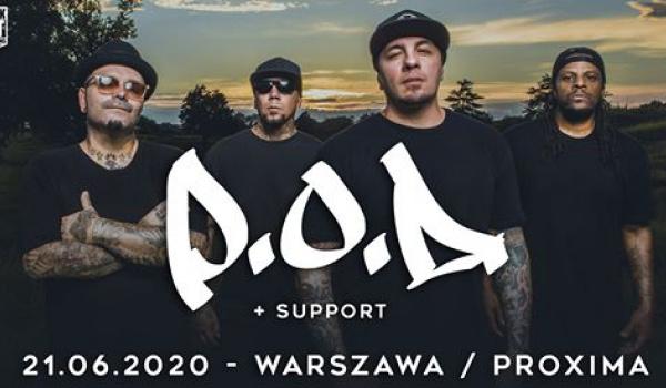 Going. | P.O.D. | Warszawa - Proxima