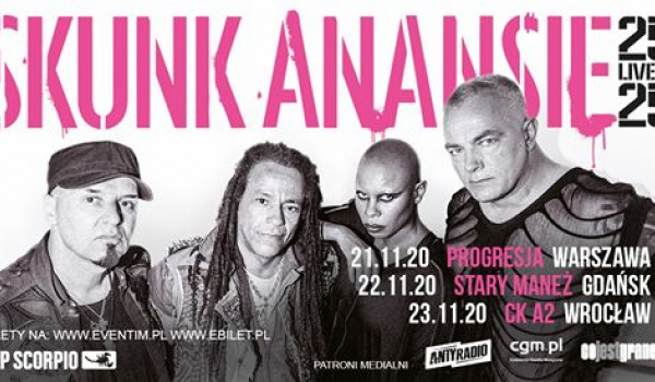 Going. | Skunk Anansie | Gdańsk - Stary Maneż