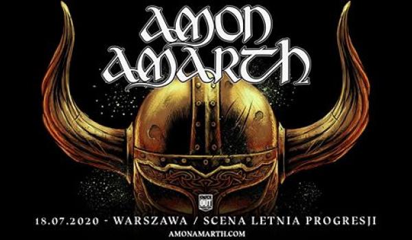 Going.   Amon Amarth   Warszawa - Progresja